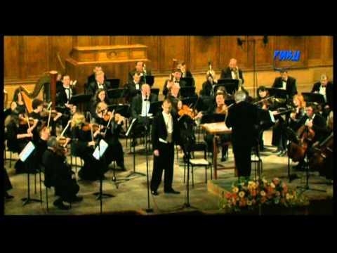 """Maxim Kuzmin-Karavaev(bass)-Aria of Don Basilio(G.Rossini-""""Il barbiere di Siviglia"""")"""