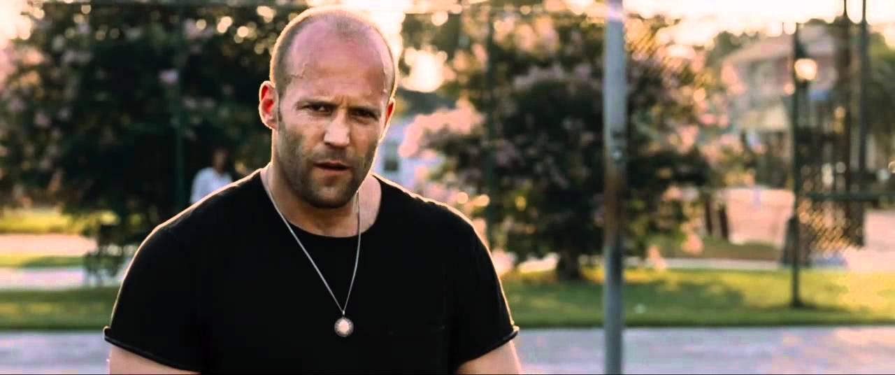 The Expendables - Jason Statham Fight Scene - YouTube