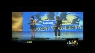 Kang kang uma vs Kang kang Mang Battle (Enver & chantal) Telesur/Staatsolie Got Talent ? [Show 6]