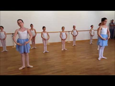 Open Class 2016 Pre-Ballett Guppen 7-10 Jahre
