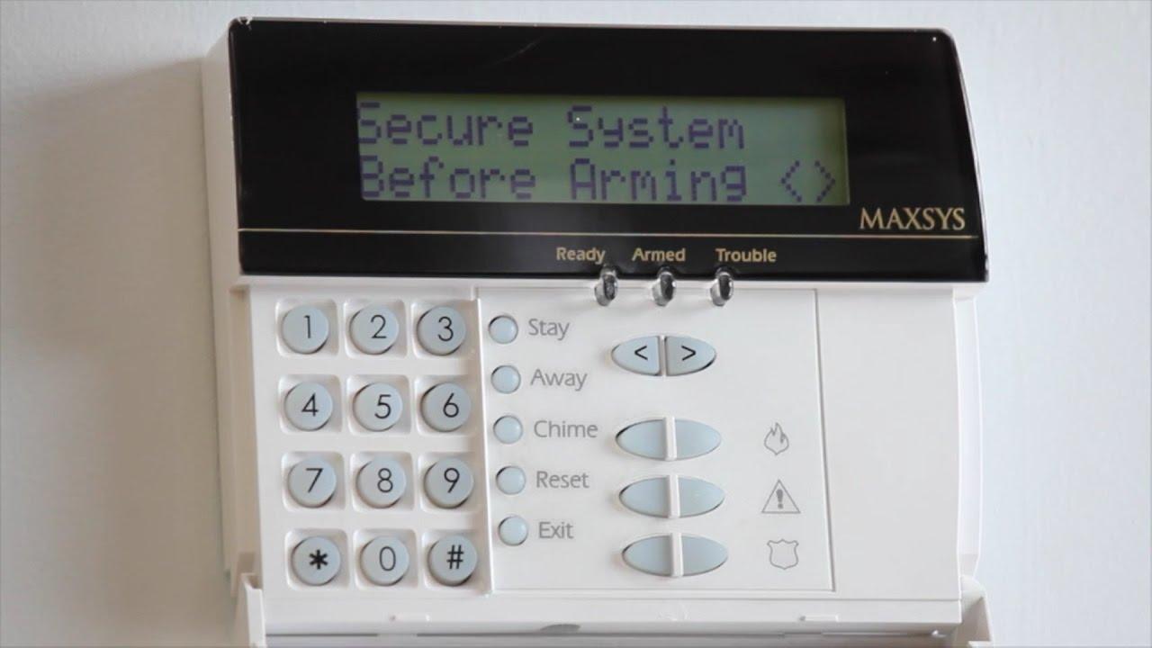 Month Month Alarm Monitoring