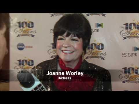 Joanne Worley Celebrity  at Night of 100 Stars