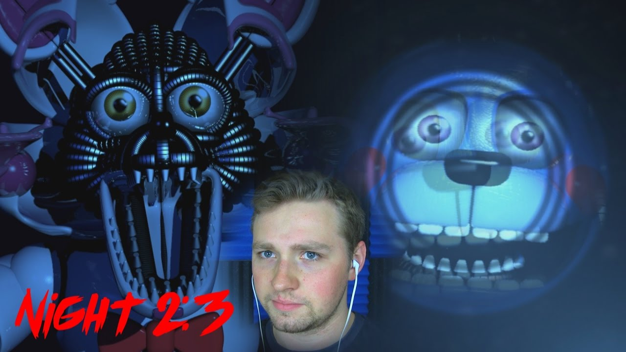 Download How to catch Bonnie | Five Nights at Freddy's: Sister Location Night 2-3 GAMEPLAY