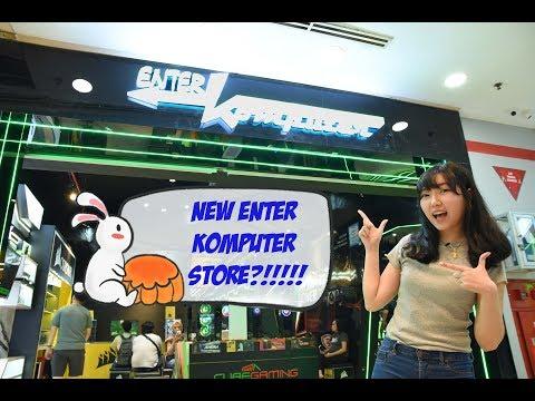 Toko Komputer Keren di Mangga Dua #NewStoreEnterKomputer #ExperienceVolution