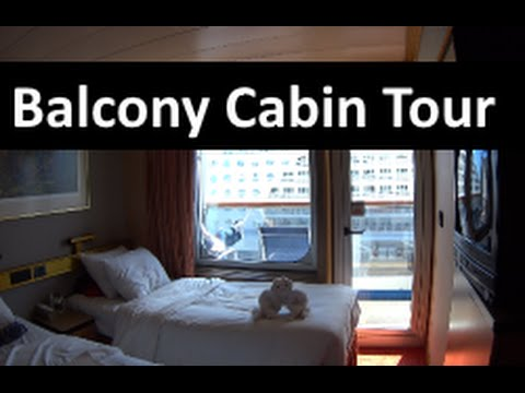 Our Carnival Victory Balcony Cabin Tour Youtube