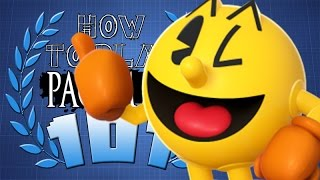 HOW TO PLAY PAC-MAN 101