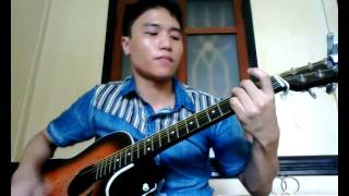 (Westlife) My love guitar  Sungha jung by Sơn Nguyễn