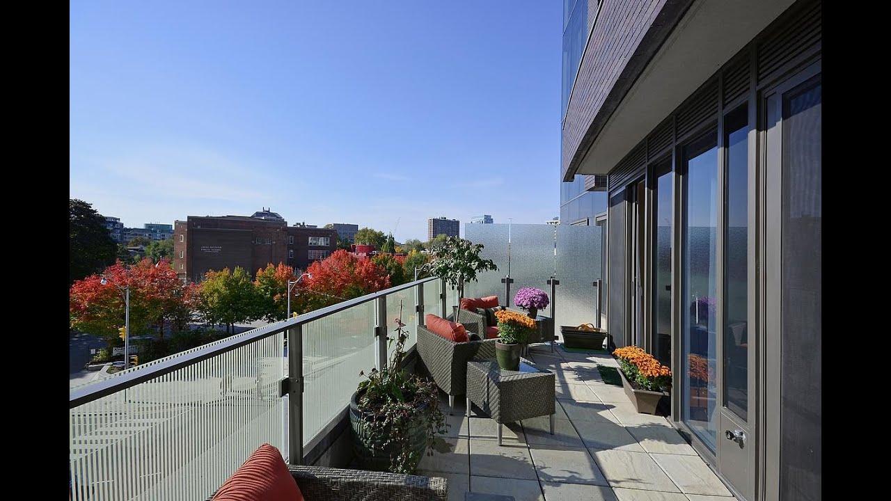 Florian luxury condos 2 bedroom suite yorkville toronto sold youtube for 2 bedroom condo for sale toronto