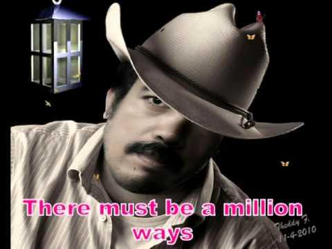 THE ONLY WAY I KNOW w/ Lyrics by Kenny Rogers