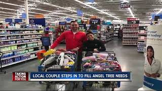 Local couple raises money for needy kids in time for Christmas