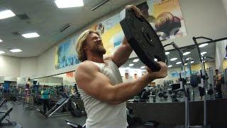 Buff Dudes 12 Week Plan - Gym Edition - Phase 4