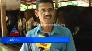 Prakash K. Shenoy got  best dairy farmer award മണ്ണഞ്ചേരിയുടെ പാല്ക്കാരന്