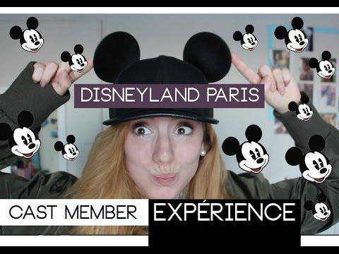 Les pensées d'une fille banale #4 ♡- La Cast Member expérience (Disneyland Paris)