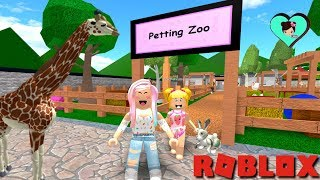 I Take My Ride Baby to the Zoologico in Roblox - Titi Games