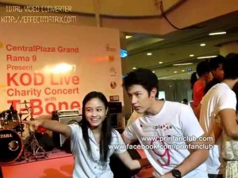 Mark Prin - Kod Charity@Central Plaza Rama 9
