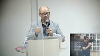 Os vereditos de Deus em meio a crise (1Re 17:1-9) | Rev. Alberto Cesar #Libras