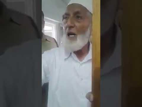 Interview of syed ali shah geelani  must see