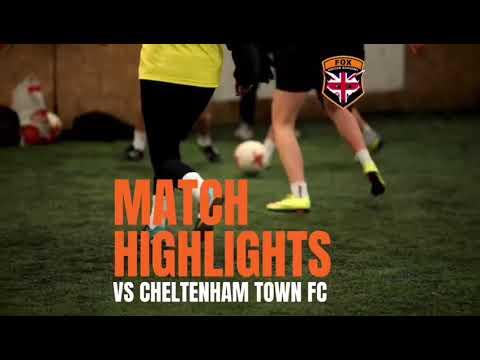 Cheltenham Town 1:1 FSA PRO - Highlights
