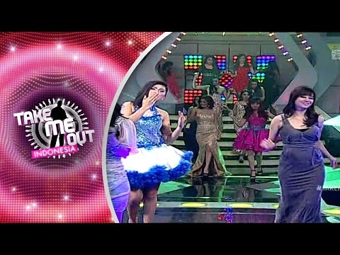 Single Ladies Beauty Parade - Episode 103 - Take Me Out Indonesia
