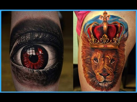 The Best Tattoos in the World - YouTube