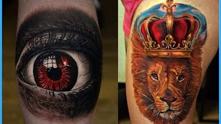 The Best Tattoos in the World
