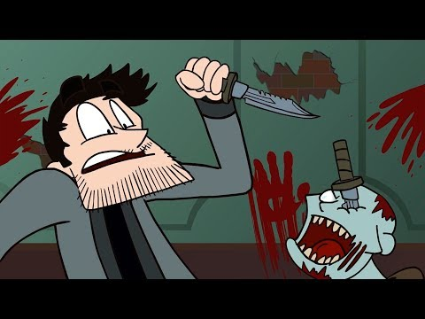 Markiplier Animated | RESIDENT EVIL 2