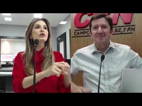 Entrevista CBN Campo Grande : Giovana Trad - advogada
