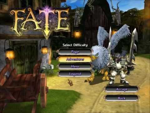 Fate Legendary Walkthrough Part 1