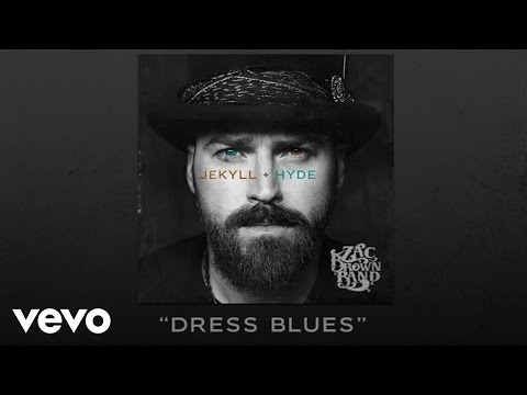 Zac Brown Band - Dress Blues (Audio)