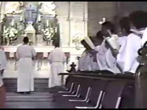 Nicene Creed: S105 in 1982 Hymnal