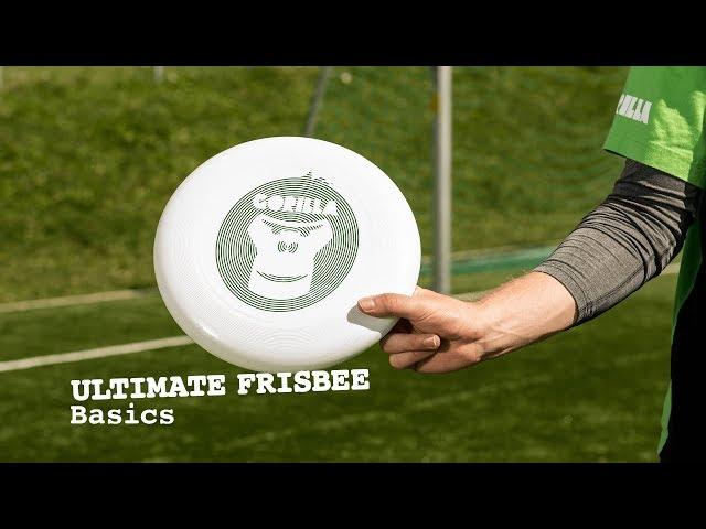 GORILLA Frisbee - Basics (3)