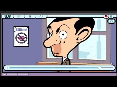 Bean Online   Funny Episodes   Mr Bean Cartoon World