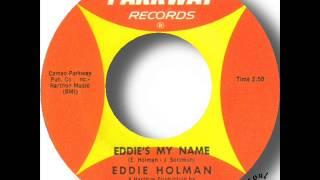 Eddie Holman   Eddie