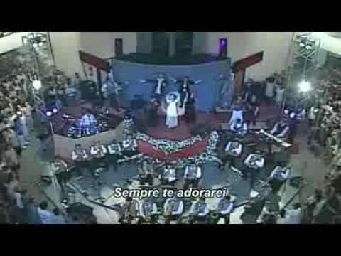 Aclame ao Senhor - Nívea Soares - DVD Diante do Trono l (By Sylobonez).avi