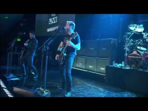 NickelBacK - Figured You Out - Theater LA (Live) - 2014