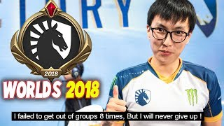 Everything DOUBLELIFT did at WORLDS 2018 (Emotional)