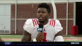 Tommy Armstrong Jr. Fall Camp Interview BTN