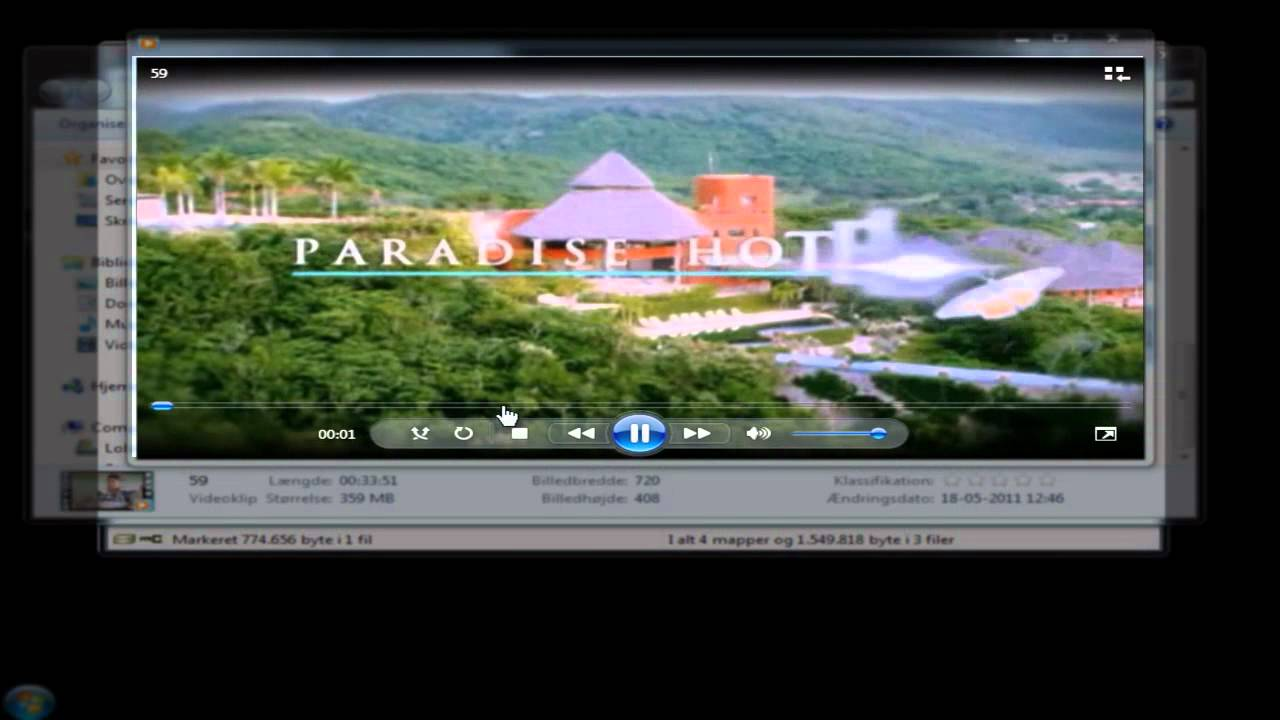 Paradise Hotel Sæson 7 Afsnit 1 64 Gratis Youtube