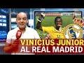 Vinicius Jr. Al Madrid: Todo Lo Que Debes Saber De Su Fichaje | Diario AS