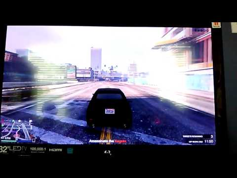 GTA 5 SecuroServ CEO Headhunter