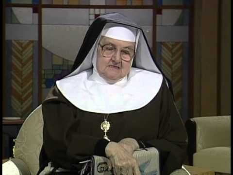 Mother Angelica Live Classic -7/9/96 - Modesty