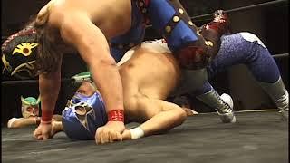 6人タッグマッチ CMLL・JAPAN「ルチャフィエスタ98」