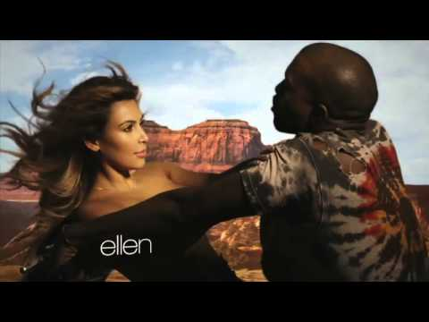 Kanye West   Bound 2  Official Video Ft  Kim Kardashian