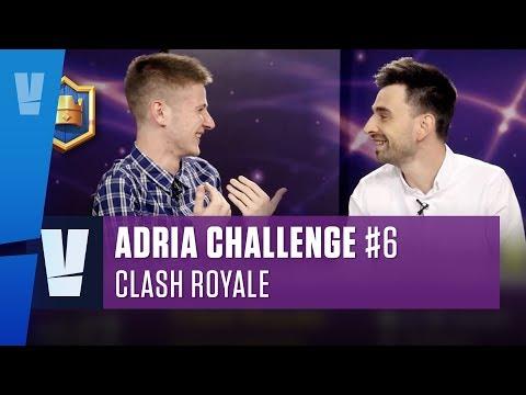 Clash Royale  Adria Challenge #6