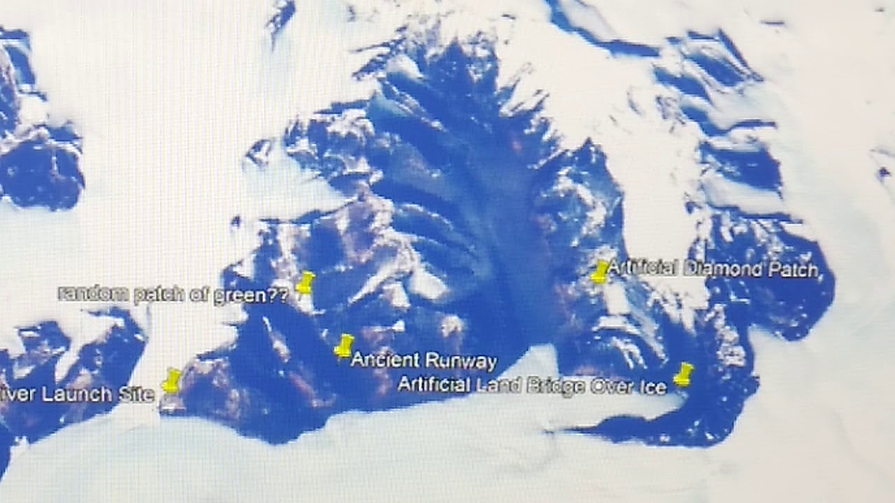 9*7*18~ANCIENT CIVILIZATION UNCOVERED(!)LUSH, GREEN ANTARCTICA'S THRIVING , SEAFARING PORT CITY