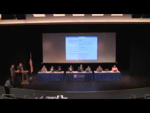 Rockwood School District Board of Education Meeting - March 10, 2016