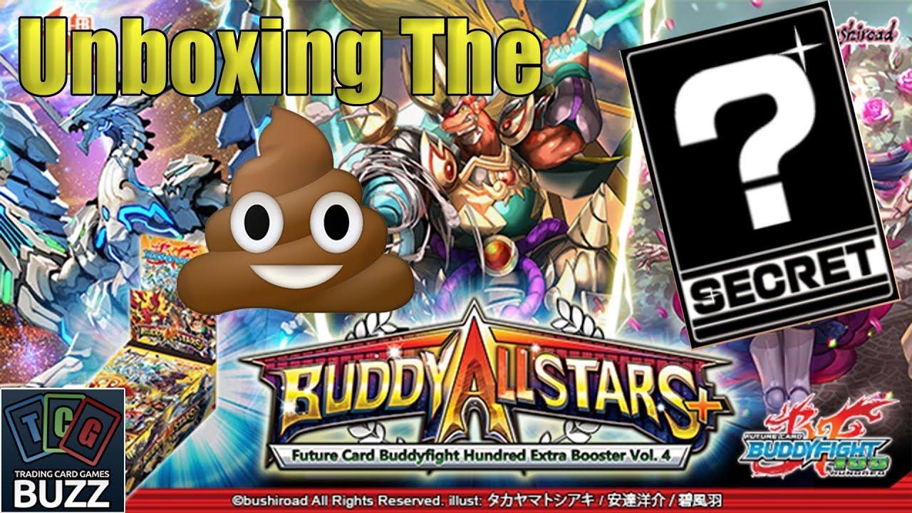 INCREDIBLE PULLS! - Buddy Allstars+ - Future Card Buddyfight 100 Box Opening