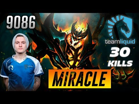 Miracle Nevermore OWNAGE | 9086 MMR Dota 2