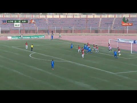 Top Five Goals | Match Day 18 I NPFL | Nigeria Professional Football League 2021