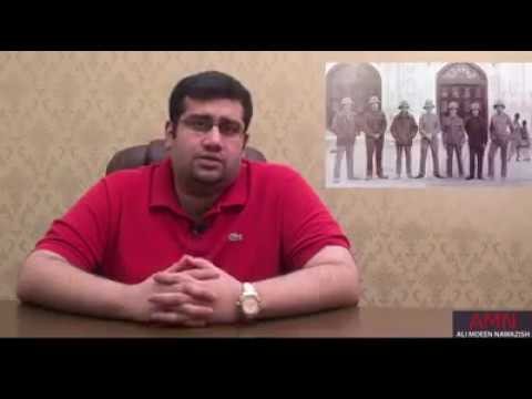 "What is happening in FATA due to FCR, Explained by ""Ali Moeen Nawazish"""